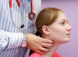 Дисфункция щитовидной железы