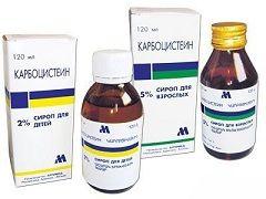 Карбоцистеин (капсулы)