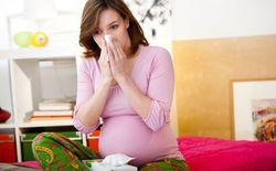 беременность и кашель