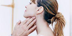 диагностика ком в горле