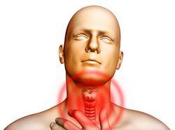 почему душит горло