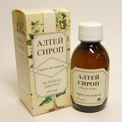 Корень алтея сироп