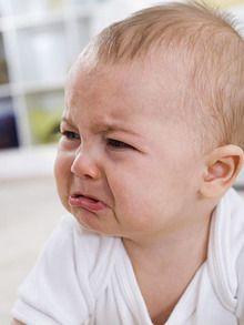 Як виглядає червоне горло у дитини фото