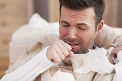Боли в горле и температура