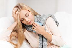 Заболевания с температурой и болью в горле
