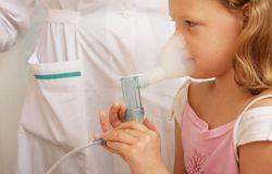 Ингаляции от слизи в носоглотке у детей