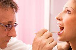 Методы лечения отекшего горла