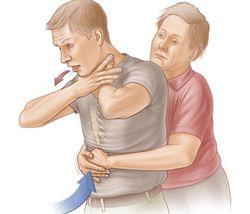 Вытаскивание кости из горла народными методами