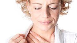 Симптомы гранулезного фарингита