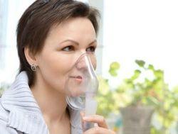 Ингаляции от сухости рта