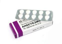 Анестезин