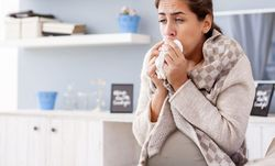 компресс для горла беременным