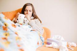 лечение горла при беременности