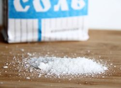 соль для полосканий горла
