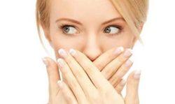 неприятный запах из горла