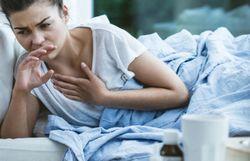 Почему кашель усиливается в положении лежа