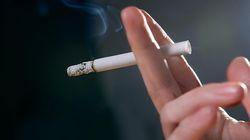 Курение и кашель