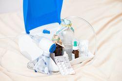 Препараты для небулайзера