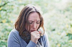 Причины длительного сухого кашля