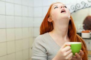 Полоскание горла соленой водой от боли